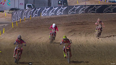 2016 MXGP of Qatar: MXGP Qualifying Race Highlights