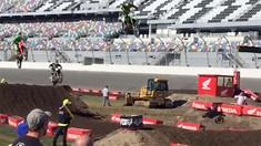 Austin Forkner Goes Big at the Daytona Amateur Supercross