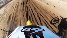 Onboard: Townley Testing at Lommel