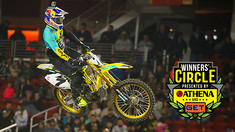 "James Stewart Santa Clara Video: ""I was blowing past people like old school"""