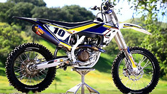 2016 Ride Engineering - Husqvarna FC450