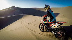 Ronnie Renner Shreds the Idaho Dunes