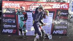 2016 Australian Motocross Nationals - Broadford Highlights