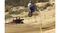 CRASH: Don't Overshoot Glen Helen's Triple Step-Up