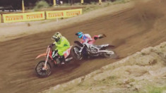 CRASH: Dean Ferris - Wanneroo Australian Motocross National