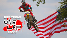 One Lap: Broc Tickle on RedBud