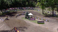 CRASH: Weston Peick & Broc Tickle - 2016 Spring Creek Motocross National
