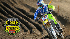 Ken Roczen Unadilla Video: I'm really scared right now, so I'm gonna go...