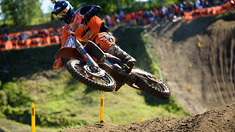 Results Sheet: Canadian Motocross Nationals - Barrie