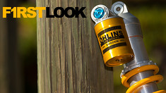 First Look: Öhlins TTX Flow Shock and Forks