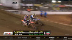2016 MXGP of Americas - Cooper Webb vs. Jeffrey Herlings