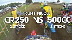 Onboard: Kurt Nicoll - CR250 vs. Field of 500s