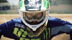 Ryan Villopoto Supercross Testing for the 2016 AUS-X Open