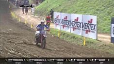 CRASH: Antonio Cairoli - 2016 Motocross of Nations MXGP Qualifying Race