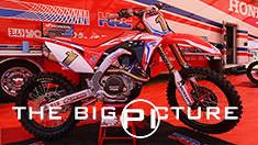 The Big Picture: Ken Roczen's Team Honda HRC Bike