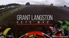 Onboard: Grant Langston - 2016 Vets MXDN