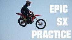 2017 Supercross Testing - Cooper Webb, Cole Seely, Josh Grant, & More