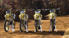 2017 JGRMX / Suzuki Team Intro