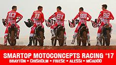 Smartop MotoConcepts Racing '17