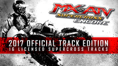 MX vs. ATV: Supercross Encore - Official Track Edition Trailer