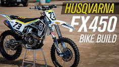 2017 Husqvarna FX450 Bike Build - Rocky Mountain ATV/MC