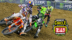 "Eli Tomac: ""The heat race was a disaster start."""