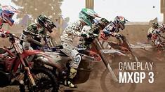 MXGP 3: Career Mode Gameplay