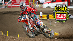 Blake Baggett: The goal was to...break him...