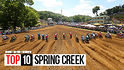 Top 10: Spring Creek