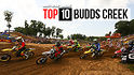 Top 10: Budds Creek