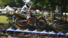Joey Savatgy Out, Justin Hill In for Ironman Motocross Nationwide