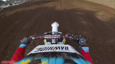 Onboard: Tyler Villopoto - 125 Two-Stroke Dream Race at Washougal