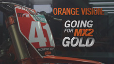 Orange Imaginative and prescient – Going for MX2 Gold