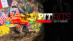 Vital MX Pit Bits: 2017 Motocross of Nations - Matterley Basin