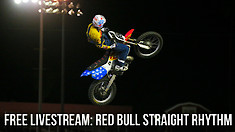 Free Livestream: 2017 Red Bull Straight Rhythm