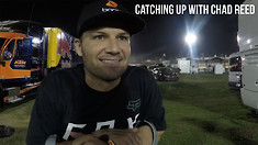 Chad Reed - 'I'm going to race a Husky...probably do it on my own and have fun'