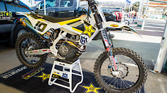 Colton Haaker Out for Remainder of 2017 Endurocross Championship