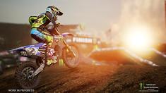 Monster Energy Supercross: The Video Game - Cooper Webb Gameplay