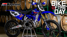 Bike of the Day: Rebuilt '05 Yamaha YZ250
