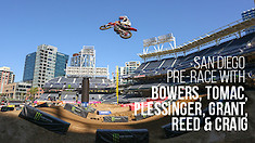 San Diego Pre-Race