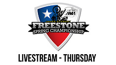 James Stewart Freestone Spring Championship: Live Feed - Thursday