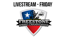 James Stewart Freestone Spring Championship: Live Feed - Friday