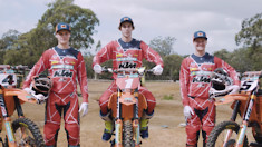 2018 KTM Australia Motocross Racing Team Intro Video