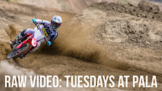 Tuesday at Pala - Christian Craig, Weston Peick, Garrett Marchbanks, Dean Wilson, & More