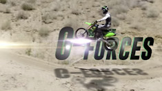 The Science of Supercross - G-Forces