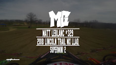 Matt LeBlanc - Lincoln Trail MX LLAQ