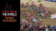 View From The Infield: Taming Glen Helen