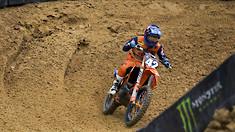 Dakota Alix Out for Thunder Valley Motocross National