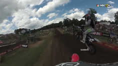 Onboard: Jeremy Martin's Muddy Creek Crash