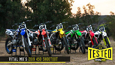 2019 Vital MX 450 Shootout